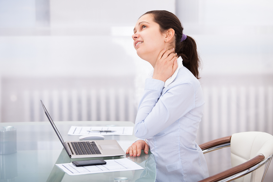 Oregon City Portland Chiropractor Explains how to prevent computer headaches